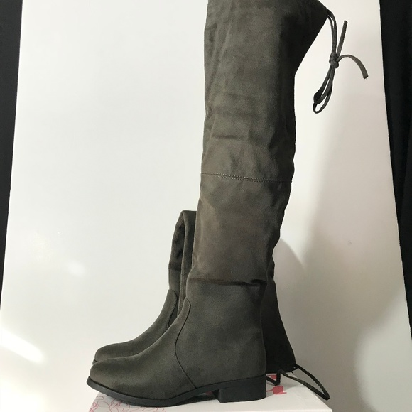 8e953293ca4 Journee Collection Mount Over the Knee Boot
